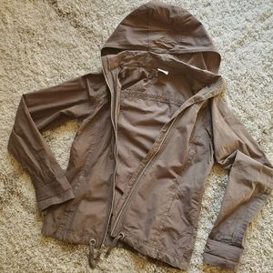 Columbia Jacket Small Brown